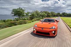 2012 Lexus LFA_Orange 34