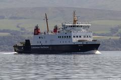 The Caledonian MacBrayne ferry MV Bute, IMO 9319741; Firth of Clyde, Scotland (Michael Leek Photography) Tags: boat ship vessel passengervessel passengership roroferry caledonianmacbrayne firthofclyde clyde scotland scottishcoastline scottishlandscapes scotlandslandscapes scottishshipping westcoastofscotland westernscotland rothesay isleofbute bute weymess merchantship merchantnavy merchantvessel workingboat workboat michaelleek michaelleekphotography