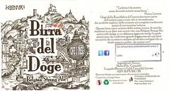 Italy - Birra Che L'inse (Genova) (cigpack.at) Tags: birrachelinse genova genua italy italien birradeldoge belgianstrongale bier beer brauerei brewery label etikett bierflasche bieretikett flaschenetikett