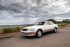 1990 Lexus LS400_DiamondWhitePearl_Ivory22