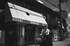 街 (fumi*23) Tags: ilce7rm3 sony street sel35f28z sonnartfe35mmf28za 35mm emount a7r3 alley people blackandwhite bw monochrome osaka japan モノクロ 大阪 ソニー