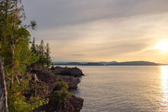 Edit -1 (Dane Van) Tags: up upnorth upperpeninsula yooper marquette michigan puremichigan sunset greatlakes greatlakesstate lakesuperior unsalted travel explore adventure fuji fujifilm x100 x100f mirrorless