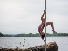 (dimitryroulland) Tags: nikon d750 85mm 18 dimitryroulland performer art artist poledance poledancer pole dance dancer natural light nature pointe france