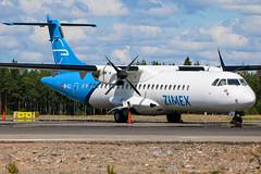 HB-ALL Zimex Aviation ATR 72-200F, EFTU, Finland (Sebastian Viinikainen.) Tags: hball zimexaviation atr72 cargo eftu