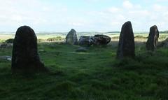 Stone circle Aikey Brae (gordontour) Tags: aikeybrae recumbent stonecircle neolithiic bronzeage archaeology heritage sacred historic tourism ugie olddeer mintlaw buchan aberdeenshire scotland britain