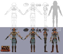 Ezra Bounty Hunter (SG Temple Prime) Tags: star wars animated animation rebels ezra bridger bounty hunter disguise
