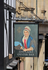 English Pub Sign - Sinclair's Oyster Bar (big_jeff_leo) Tags: pub pubsign publichouse sign art artistic england english manchester