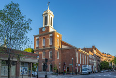 Charles Street Meeting House (Eridony (Instagram: eridony_prime)) Tags: boston suffolkcounty massachusetts beaconhill church placeofworship constructed1807