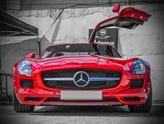 Mercedes SLS AMG GT 6.3 (Miguel Ángel Prieto Ciudad) Tags: amg mercedes sls car supercar cars automotive red automobile sportcar gt germany sonyalpha alpha3000 mirrorless emount