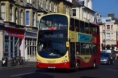 414 BJ11XHP (Ary_Art) Tags: brightonandhove brightonandhovebuses