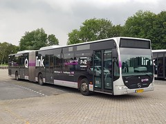 NLD Qbuzz 3051 ● Appingedam Busstation (Roderik-D) Tags: 3051 bxfx33 appingedambusstation qbuzz30503077 2009 dieselbus euro5 mercedesbenz citaro2 o530g capacity45961 savas bege geledebus articulatedbus gelenkbus stadsbus citybus stadtbus 3axle 3doors ivu gorba