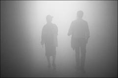 Olafur Eliasson - DSCF3059a (normko) Tags: london art gallery tate modern olafur eliasson installation inreallife dinblindepassager mist blind passenger