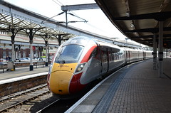 800107 at York (stephen.lewins (1,000 000 UP !)) Tags: iep lner ecml railways york class800 800107 azuma hitachi