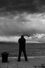 Storm clouds and subject (dwb838) Tags: stormclouds carlos opatija