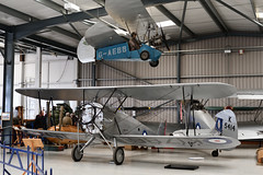 Hawker Tomtit (K1786) (Bri_J) Tags: shuttleworthcollection oldwarden bedfordshire uk museum airmuseum aviationmuseum nikon d7500 hawker tomtit k1786 hawkertomtit biplane trainer raf aircraft