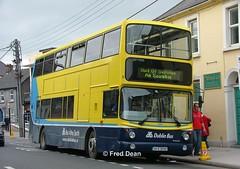 Dublin Bus AV390 (04D20390). (Fred Dean Jnr) Tags: dublinbusyellowbluelivery tallshipsparkride bus waterford busathacliath dublinbus dbrook volvo b7tl transbus alx400 av390 04d20390 parnellstreetwaterford july2005