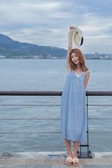 IMG_2009L (攝影玩家-明晏) Tags: 人 人像 戶外 outdoor 李岱倫 海邊 女生 女孩 taiwan taipei pretty girl woman modle 外拍模特兒 外拍