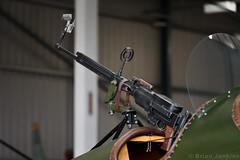 Polikarpov Po-2 Machine Gun (Bri_J) Tags: shuttleworthcollection oldwarden bedfordshire uk museum airmuseum aviationmuseum nikon d7500 polikarpovpo2 polikarpov po2 aircraft biplane wwii machinegun