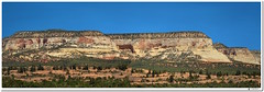 Painted Landscape Near Kanab (our cultural archive) Tags: panorama kanabutah utah scenicdrive landscape geology travel