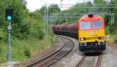 Wheels of Steel (The Walsall Spotter) Tags: class60 diesel locomotive 60100 namedlocomotive wolverhampton steel terminal immingham sorting sidings uk freight networkrail britishrailways