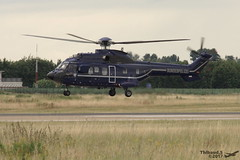 Aérospatiale AS332 L1 Super Puma BUNDESPOLIZEI 2268 Entzheim juin 2017 (Thibaud.S.) Tags: aérospatiale as332 l1 super puma bundespolizei 2268 entzheim juin 2017