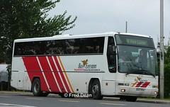 Bus Eireann VP315 (00D58144). (Fred Dean Jnr) Tags: buseireannroute40 bus buseireann volvo b10m plaxton excalibur vp315 00d58144 dungarvan waterford july2005