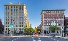 Beacon & Charles (Eridony (Instagram: eridony_prime)) Tags: boston suffolkcounty massachusetts beaconhill