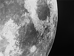 2019-07-10 Moon with ZWO224 MC#3 (Johan B.) Tags: moon lune ciel sky zwo asi 224mc skywatcher staradventurer autostakkert celestron c90 mak