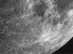 2019-07-10 Moon with ZWO224 MC#2 (Johan B.) Tags: moon lune ciel sky zwo asi 224mc skywatcher staradventurer autostakkert celestron c90 mak