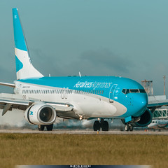 LV-CXS (M.R. Aviation Photography) Tags: boeing 73781dwl lvcxs aerolineas argentinas aviation aviacion airplane plane aircraft avion sony a7 a6 z7 d850 d750 d650 d7200 photo photography foto fotografia pic picture canon eos pentax sigma nikon b737 b747 b777 b787 a320 a330 a340 a380 alpha alpha7