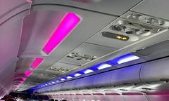 At #SFOAirport #OnMyWay to #LasVegas (Σταύρος) Tags: airport blue purple pink virginairlines virgin ceilinglights inflight sfoairport onmyway lasvegas sanfranciscointernationalairport sfo ksfo sfia sanfranciscoairport internationalairport intlairport kalifornien californië kalifornia καλιφόρνια カリフォルニア州 캘리포니아 주 cali californie california northerncalifornia カリフォルニア 加州 калифорния แคลิฟอร์เนีย norcal كاليفورنيا