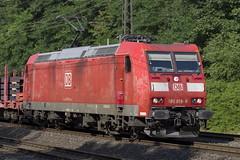 185 018-9 (Disktoaster) Tags: eisenbahn zug railway train db deutschebahn locomotive güterzug bahn pentaxk1
