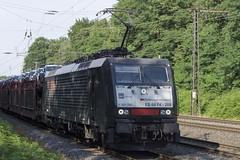 E 189-288 ES 64 F4-288 MRCE (Disktoaster) Tags: eisenbahn zug railway train db deutschebahn locomotive güterzug bahn pentaxk1