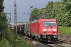 185 256-5 (Disktoaster) Tags: eisenbahn zug railway train db deutschebahn locomotive güterzug bahn pentaxk1