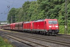 185 279-7 und 185 257-3 (Disktoaster) Tags: eisenbahn zug railway train db deutschebahn locomotive güterzug bahn pentaxk1