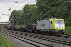 186 152-5 (Disktoaster) Tags: eisenbahn zug railway train db deutschebahn locomotive güterzug bahn pentaxk1