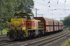 1275 835-7 TKS 542 (Disktoaster) Tags: eisenbahn zug railway train db deutschebahn locomotive güterzug bahn pentaxk1