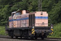 3291 964-5 WHE Wanne-Herner Eisenbahn (Disktoaster) Tags: eisenbahn zug railway train db deutschebahn locomotive güterzug bahn pentaxk1