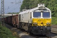 077 028-4 (Disktoaster) Tags: eisenbahn zug railway train db deutschebahn locomotive güterzug bahn pentaxk1