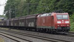 185 094-0 (Disktoaster) Tags: eisenbahn zug railway train db deutschebahn locomotive güterzug bahn pentaxk1