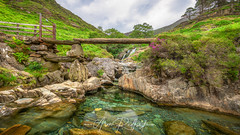 Watkin Path Waterfalls (Aron Radford Photography) Tags: watkin path walk route snowdon mount snowdonia national park waterfalls pools rocks landsca wales uk
