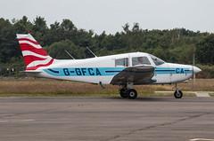 EGLK - Piper PA-28-161 Cherokee Warrior - G-GFCA (lynothehammer1978) Tags: eglk bbs blackbushe blackbusheairport ggfca piperpa28161cherokeewarrior