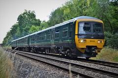 165103 (stavioni) Tags: gwr great western railway first dmu diesel multiple unit rail train class165 class166