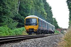 166203 (stavioni) Tags: gwr great western railway first dmu diesel multiple unit rail train class165 class166