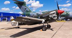 F-AZKU SNC Societe de Developpement et de Promotion de L'Aviation Curtiss P-40N Warhawk (Niall McCormick) Tags: paris air show 2019 le bourget fazku snc societe de developpement et promotion laviation curtiss p40n warhawk