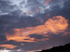 Sleeping lion sunset cloud (Nevrimski) Tags: sunset cloud lion