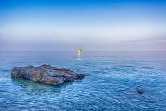 Mediterranean sea (2) (pacogranada) Tags: mediterráneo mediterranean mar sea andalucía andalusia granada laherradura españa spain espagne