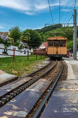 Train de la Rhune (Serres David) Tags: paysbasque coldestignasse chemindefer train rhune voie crémaillère nikon 2470 28