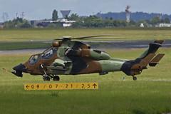 2019.06.21.107 LE BOURGET - Eurocopter EC-665 Tigre HAD (F-MBJJ - BJJ - cn.6010) de l'ALAT (alainmichot93 (Bonjour à tous - Hello everyone)) Tags: 2019 france europe ue unioneuropéenne frankreich francia frankrijk frança γαλλία франция îledefrance seinesaintdenis lebourget 53°salaondelaéronautique avion avião airplane aircraft flugzeug aeroplano αεροπλάνο самолет hélicoptère hélicopter helicopter hubschrauber helicóptero elicottero helikopter ελικόπτερο вертолет eurocopterec665tigrehad eurocopter airbus arméefrançaise alat aviationlégèredelarméedeterre nikon nikond5100