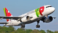 CS-TTF (AnDyMHoLdEn) Tags: tap airportugal a319 staralliance egcc airport manchester manchesterairport 23l